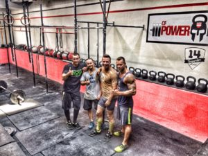 Filip Trojovsky -CrossFit– TRAINING – 12.08.15 Frantasy Land  + Athletic