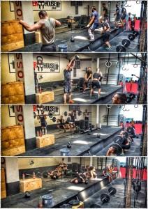 Filip Trojovsky -CrossFit– TRAINING – 11.08.15 snatch morning + athletic 1