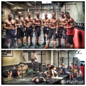 Filip Trojovsky -CrossFit– TRAINING – 11.08.15 snatch morning + athletic