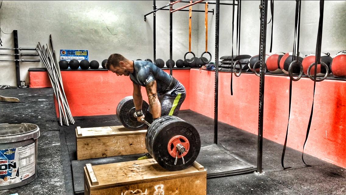 Filip Trojovsky – TRAINING –23.08.15 - hard lifting new PR squat clean 155 kg + HS walk backward porno