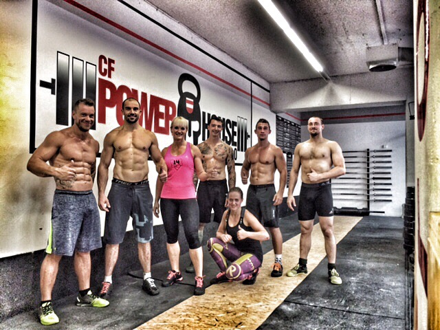 Filip Trojovsky -CrossFit– TRAINING – 15.08.15- Hard lifting And nice WOD