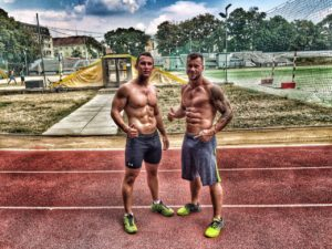 Filip Trojovsky -CrossFit– TRAINING – 12.08.15 Frantasy Land  + Athletic  Huml