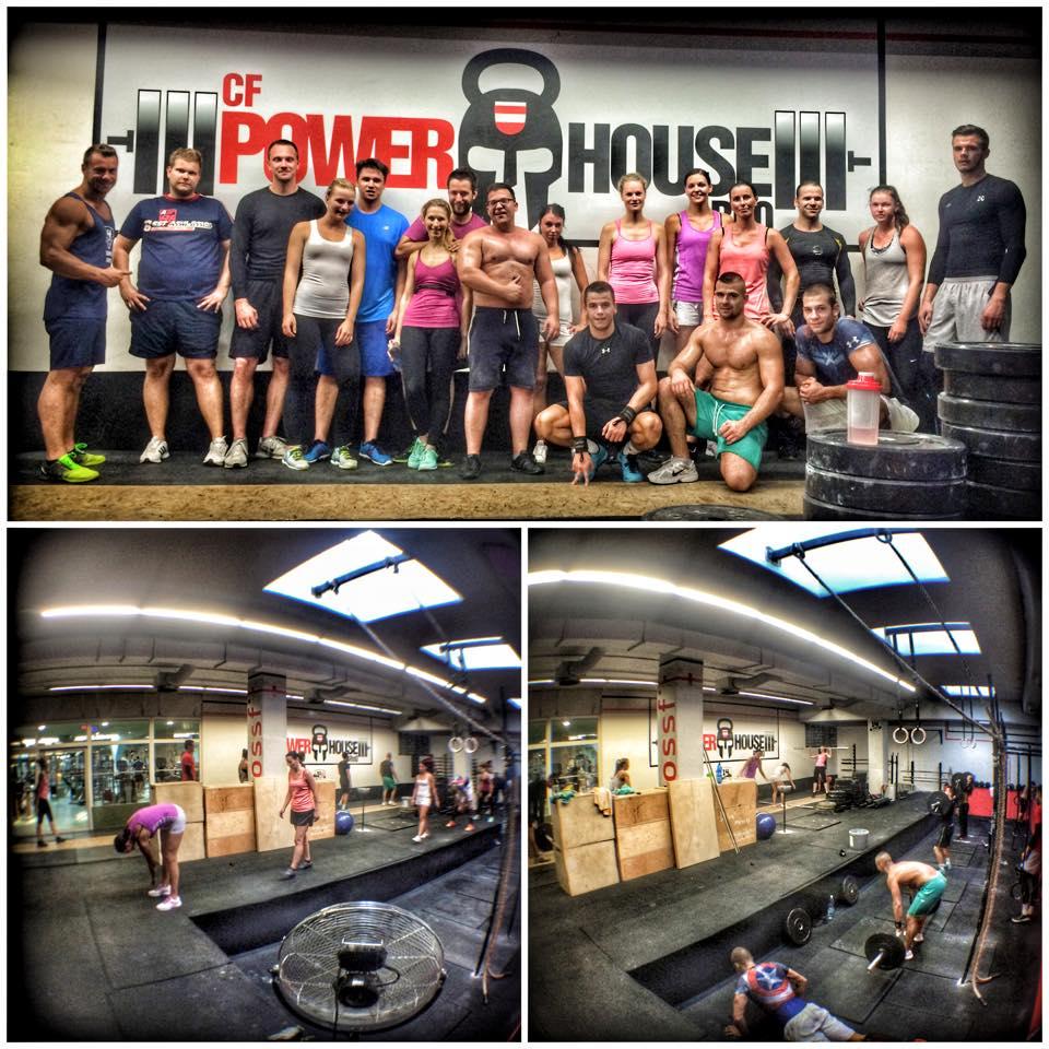CrossFit Filip Trojovsky – TRAINING – 1.09. 15 -runing and gym porn