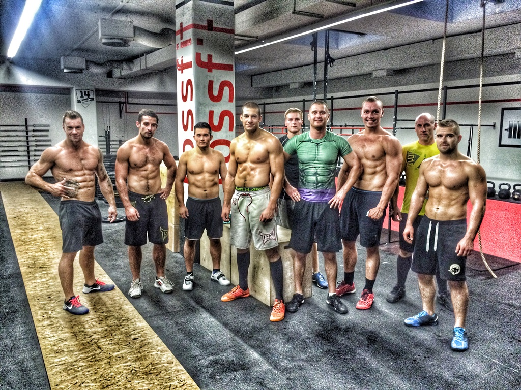 14.9.15 CrossFit DESTINY – Brno- Filip Trojovsky – TRAINING – 14.9.15 porn