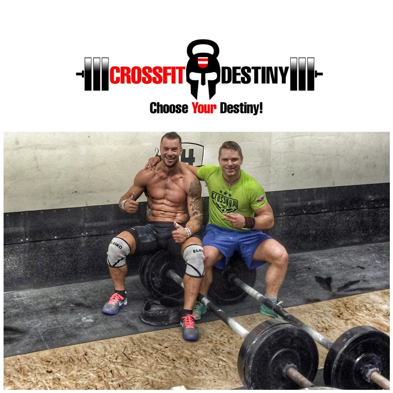 CrossFit DESTINY – Brno – Filip Trojovsky – TRAINING – 25.9.15 snatch ladder
