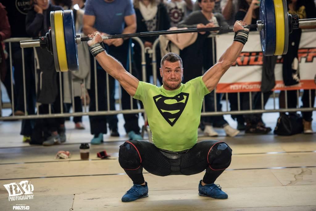 CrossFit DESTINY – Brno – Filip Trojovsky- 27.9.15 snatch porn
