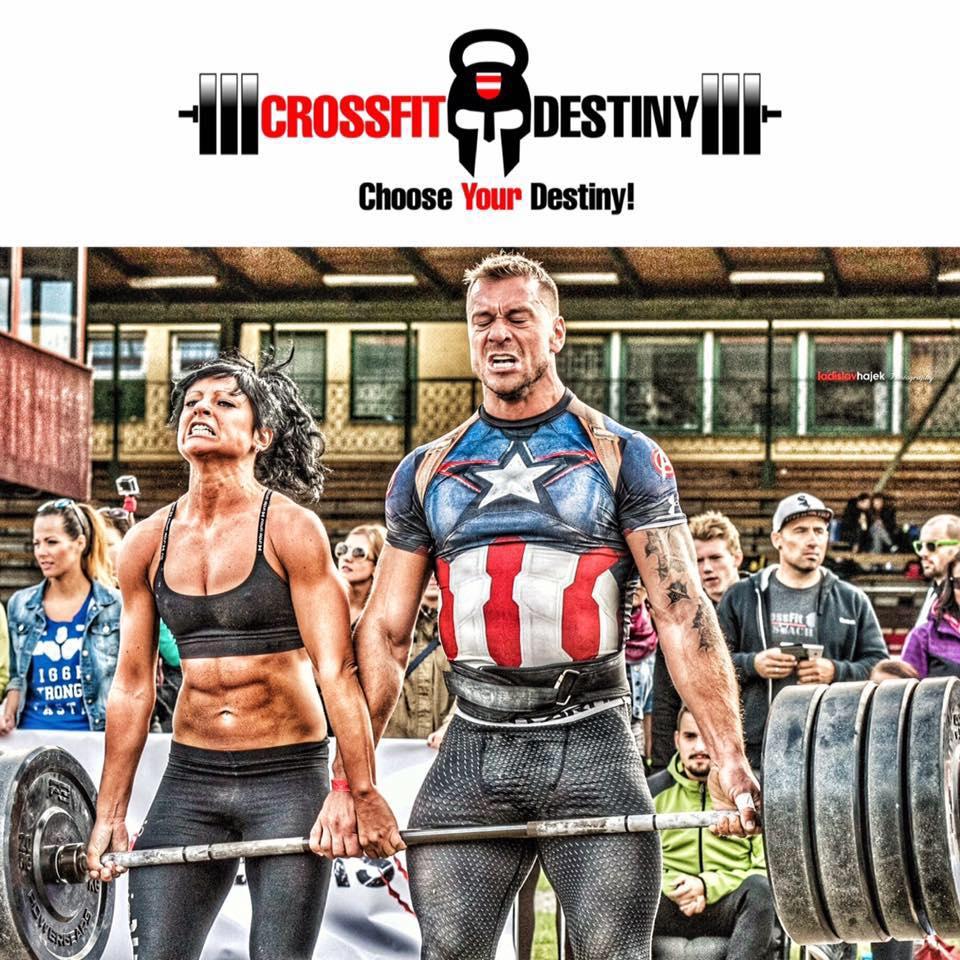 CrossFit DESTINY – Filip Trojovsky – TRAINING 9.9.15 porn