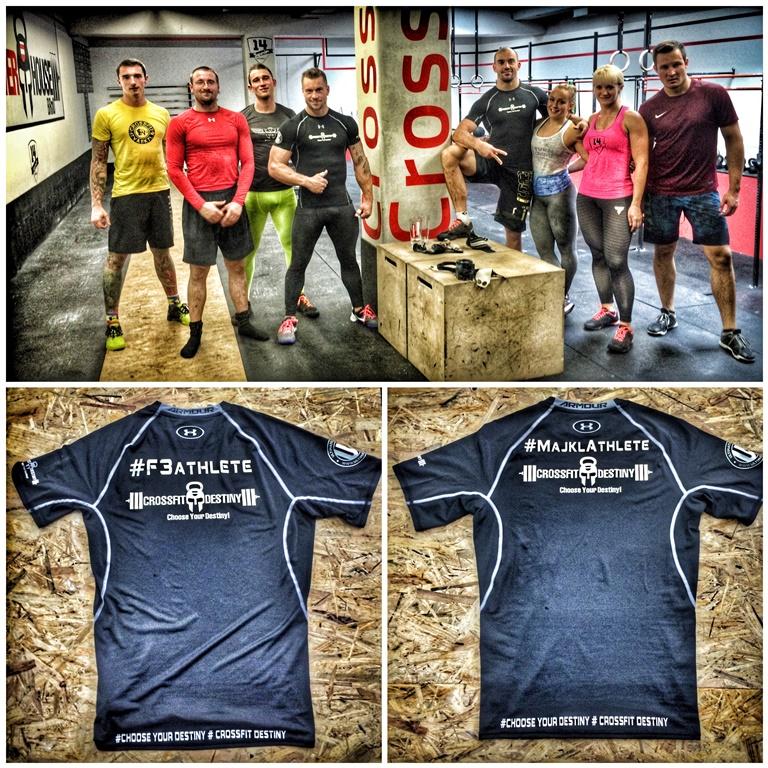 CrossFit DESTINY – Brno- Filip Trojovsky – TRAINING – 12.9. brno porn