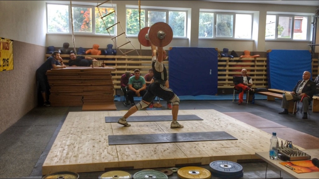 CrossFit DESTINY – Brno - Michal Velkov - Czech Olympic weightlifting challange last part of II. men's League