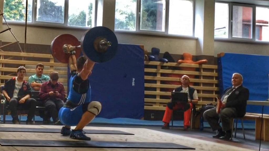 CrossFit DESTINY – Brno - Filip Trojovsky - Czech Olympic weightlifting challange last part of II. men's League snatch 120kg