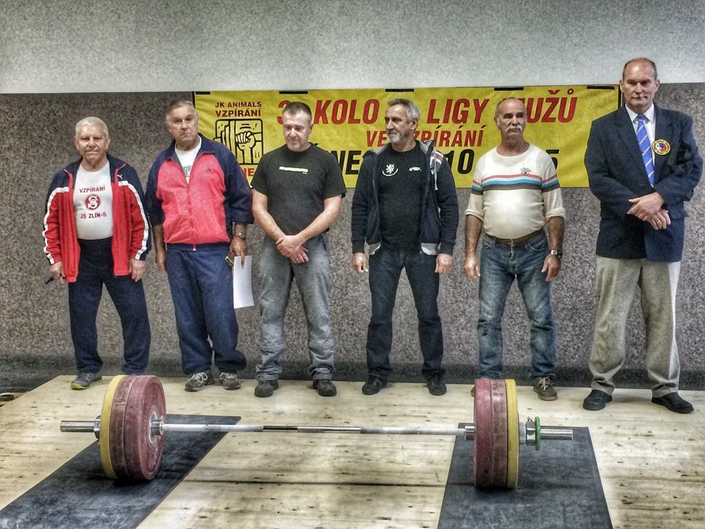 CrossFit DESTINY Brno - Filip Trojovsky - Czech Olympic weightlifting challange last part of II. men's League D