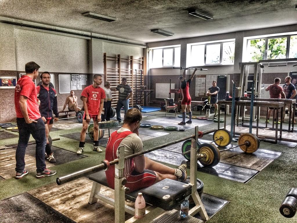 CrossFit DESTINY Brno - Filip Trojovsky - Czech Olympic weightlifting challange last part of II. men's League třinec
