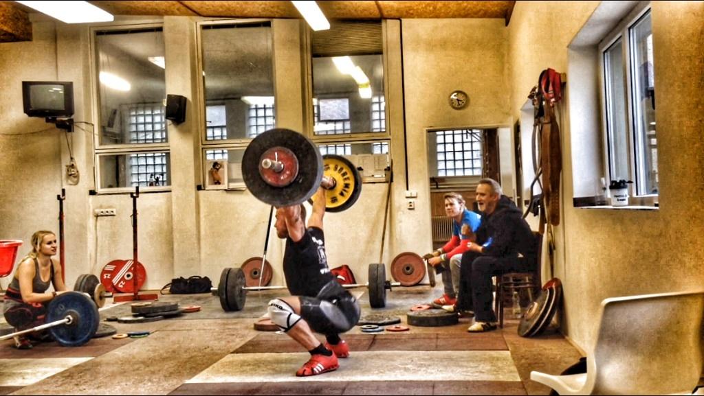 28.10.15 superior14 team Filip Trojovský CrossFit Destiny