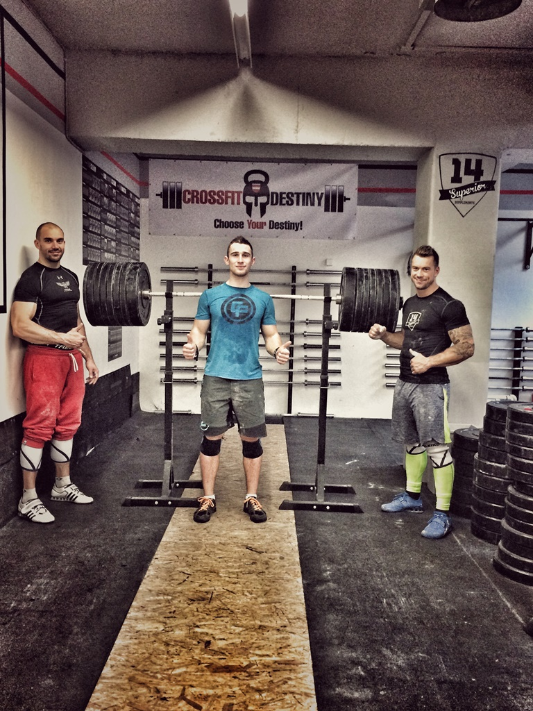CrossFit DESTINY – Brno – Filip Trojovsky- 6.10.15- hard weidlifting and box jump 130 cm porn