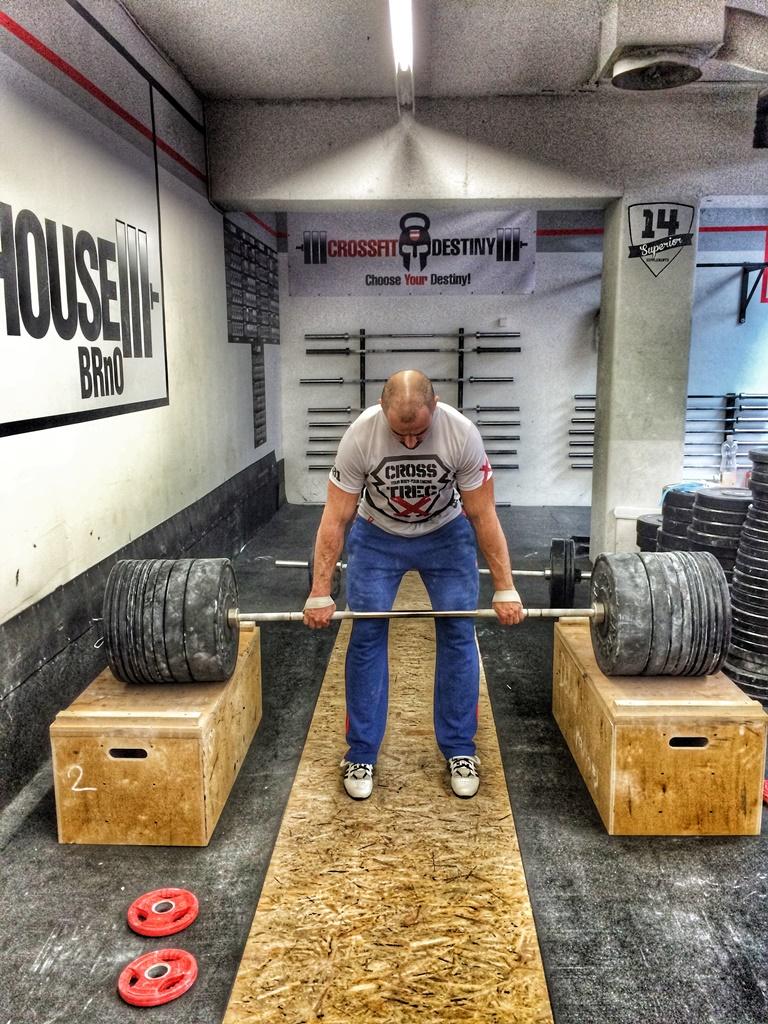 CrossFit DESTINY – Brno – Filip Trojovsky- 7.10.15-Olympic weightlifting-PR snatch 120 kg porn